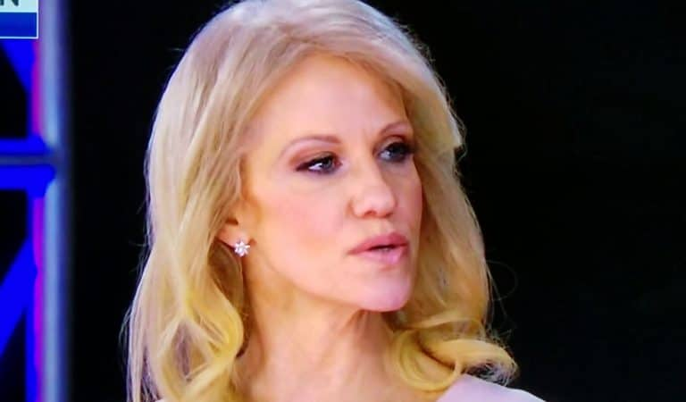 Kellyanne Conway Caught Telling Guests At A Party How She Really Feels About Her Husband, Agrees With Trump