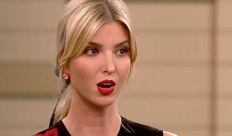 Ivanka Puts Our Country At Risk, Tweets Then Deletes National Security Document