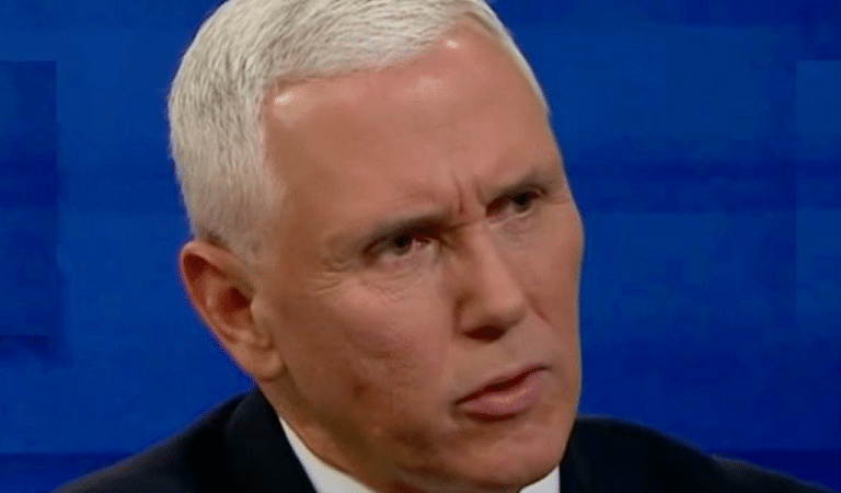 VP Mike Pence Just Got Thrown Under The Bus For Mike Flynn, And There's Evidence This Time