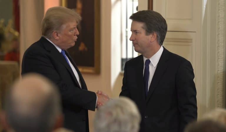 Trump Goes On Sunday Morning Rant, Appears To Lose His Cool After Another Accusation Emerges Against Kavanaugh