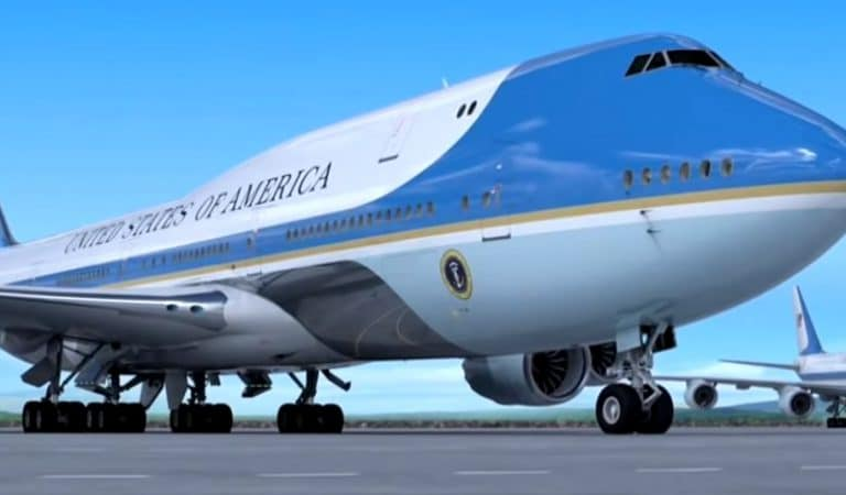 Key Federal Witness Seen Boarding Air Force One, Possible Tampering Involved