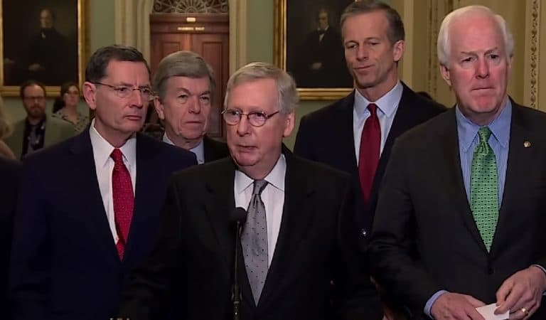 Senator Raises Alarm On House Republicans, GOP May Be Guilty Of Obstruction Of Justice