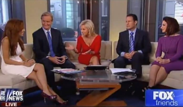 FOX News Host Goes Off Script And Shocks GOP With What She Just Said