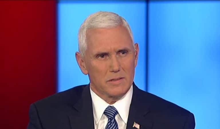 Mike Pence Will Lose His Mind After Students At Top Evangelical School Want To Stop Him From Delivering Speech