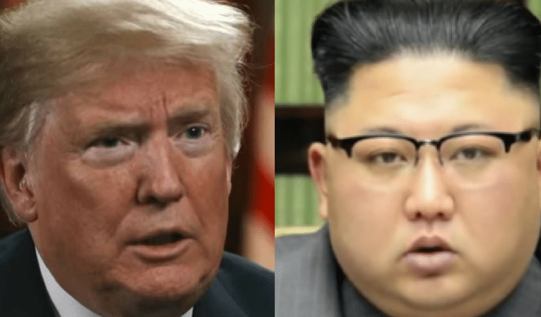 Trump Just Admitted He Ignores His Advisors On North Korea Because He Trusts Kim Jong-Un