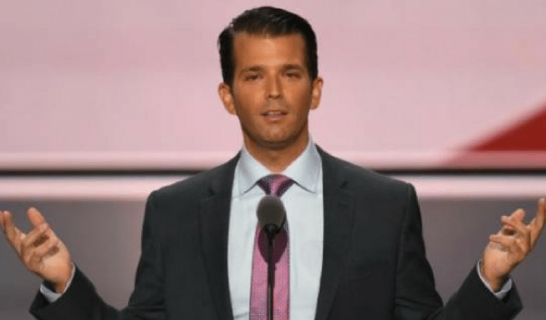 Don Jr. Loses It, Declares War Against Democrats In New Twitter Rant