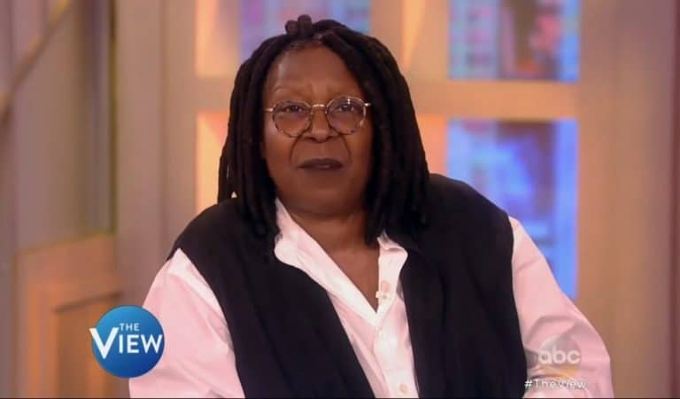 Whoopi Goldberg Slams Fox Host For Claiming The Network Isn't Racist In Blistering Exchange