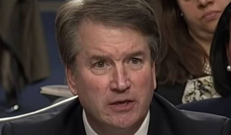 "Kavanaugh Releases Evidence To Prove His ""Innocence,"" Accidentally Confirms Ford's Claims"
