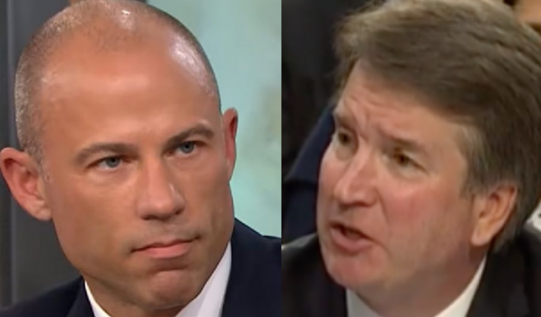 Michael Avenatti Drops The Bombshell We've All Been Waiting For, Releases Damaging Information Regarding Kavanaugh's Past