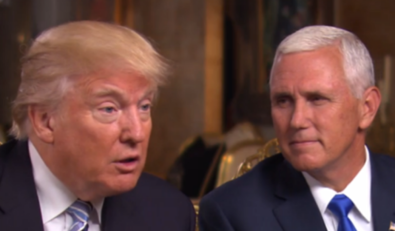 "Unsettling Details Revealed About What Trump And Mike Pence Do During ""Executive"" Time"