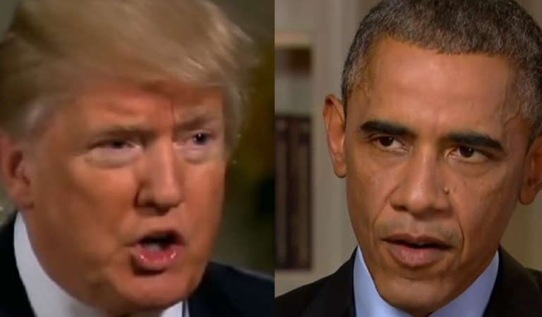 "Trump Admits He Accused Obama Of ""Wire Tapping"" With Zero Evidence, Insults His Supporters For Believing Him"