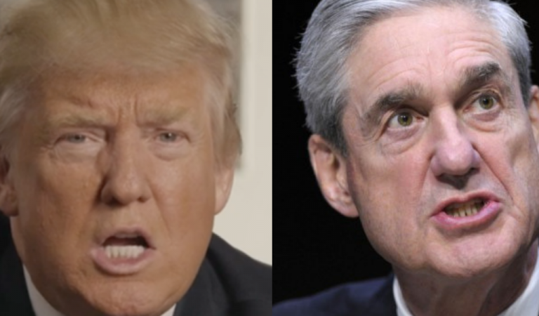 "Bob Mueller Perfectly Responds To Trump After He Asks For ""Witch Hunt"" To Stop And It's Brilliant"