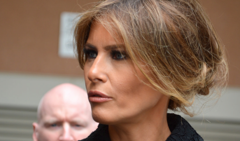 Former President Insults Melania, Throws Major Shade At FLOTUS After Public Event