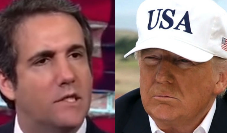 Michael Cohen Hired Firm To Rig Polls In Trump's Favor, Says POTUS Told Him To Do So