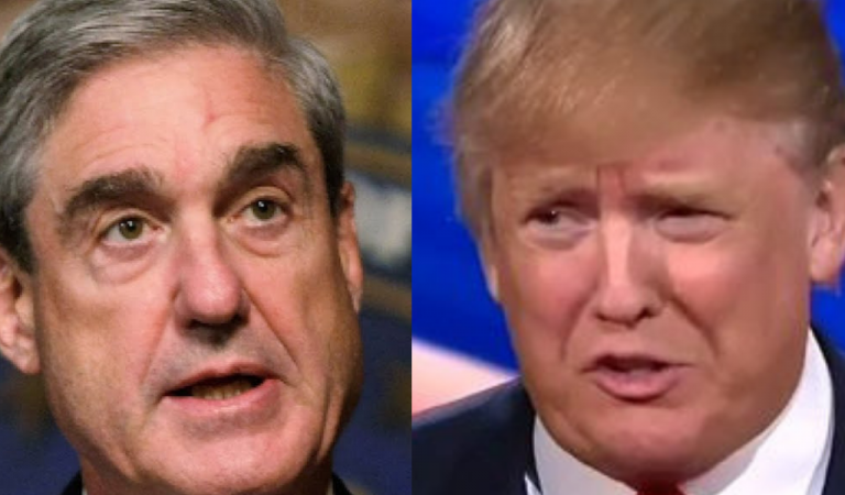 New Poll Pits Trump's Approval Rating Against Mueller's, The Results Are Stunning