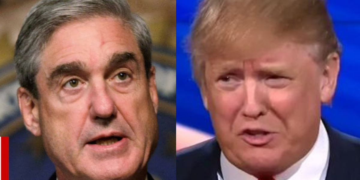 New Poll Pits Trump's Approval Rating Against Mueller's, The Results Are Stunning · DC Tribune
