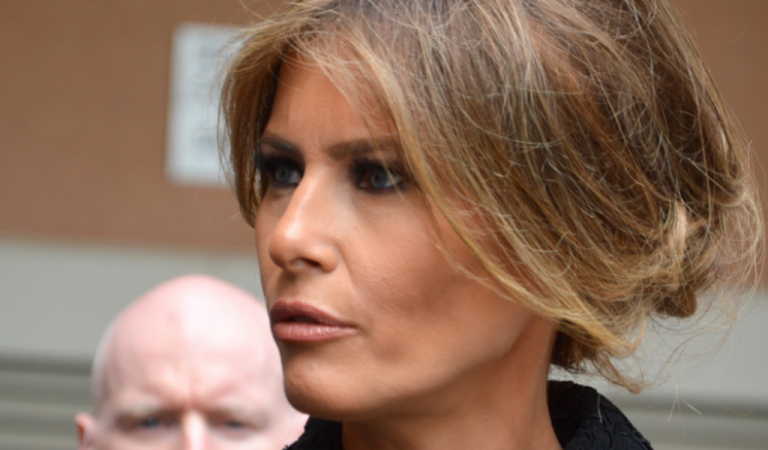 Melania Stunned As She Arrives In Africa, Gets A Greeting She'll Never Forget