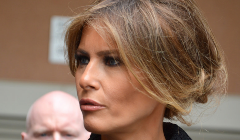 Melania Trump Gets Shamed By A Schoolgirl In Viral Photo, This Will Make Your Day