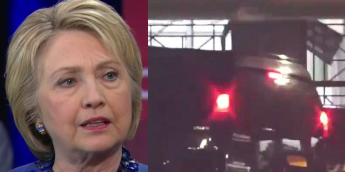 Hillary Clinton Gets In Car Accident, Republicans React In The Most Disgusting Way · DC Tribune