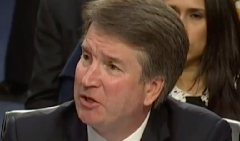 The American Bar Association Just Made An Unprecedented Announcement On Kavanaugh's Future
