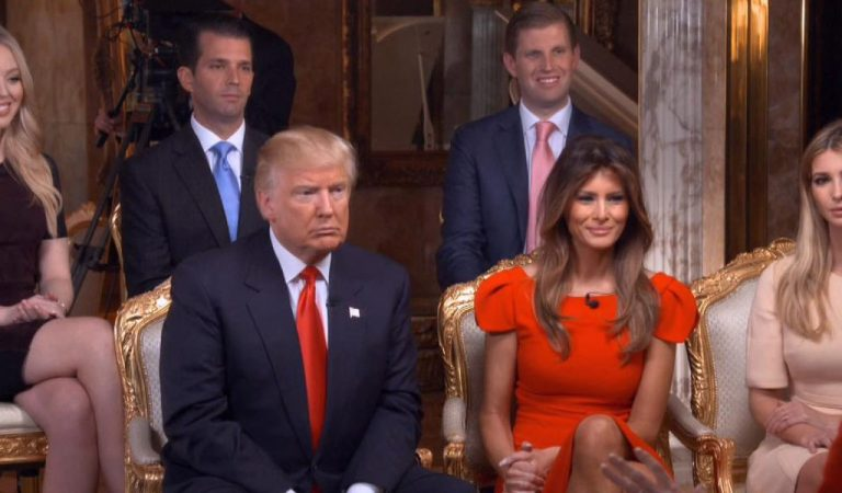 Trump's Kids Were Just Caught Humiliating POTUS In Public, Trump Will Melt Down Once He Sees This
