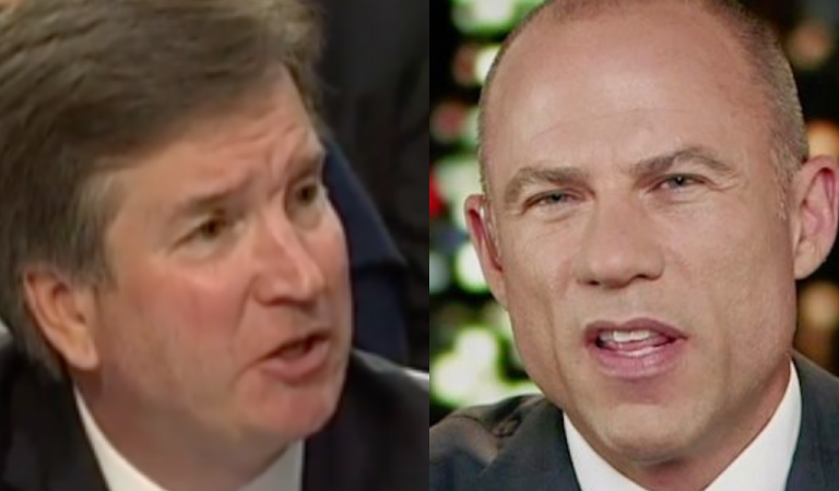 Kavanaugh Investigation Explodes As Michael Avenatti Reveals New Sworn Witness