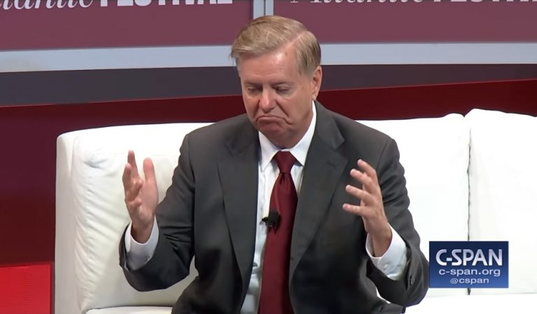 Lindsey Graham Has Gone So Badly Off The Rails That His Friends Staged An Intervention On Live TV
