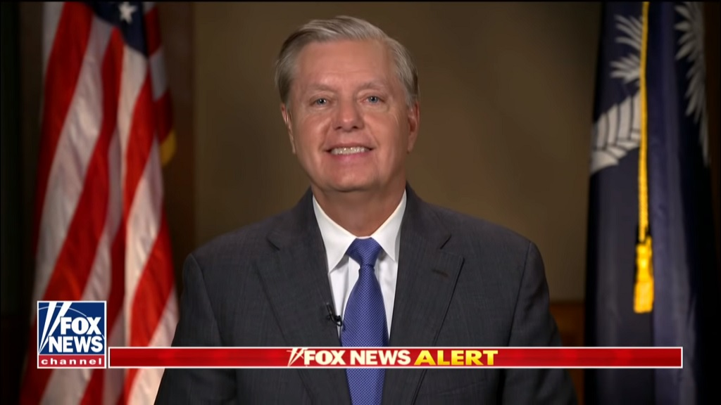 Evidence Just Produced Linking Lindsey Graham To Russian Oil Money (IMAGE) · DC Tribune