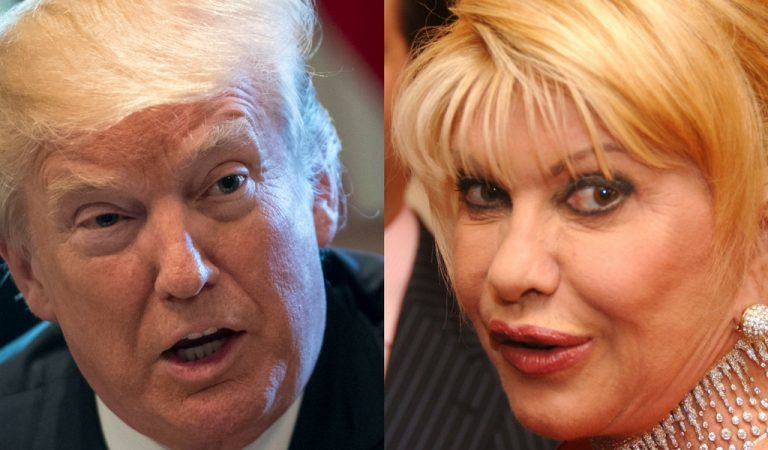 Trump's Ex Wife Has A Prediction For The 2020 Presidential Election And It's Shocking