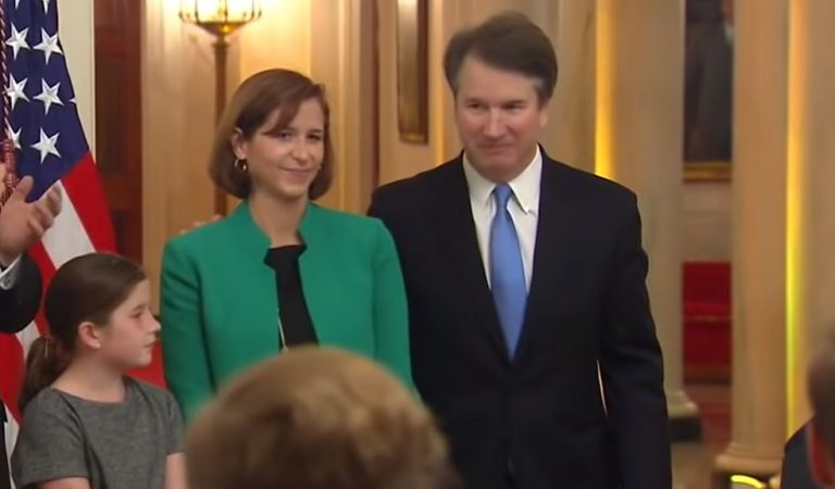 Video Of Kavanaugh With His Wife Resurfaces, Raises More Questions About Whether He Should Be Supreme Court Justice