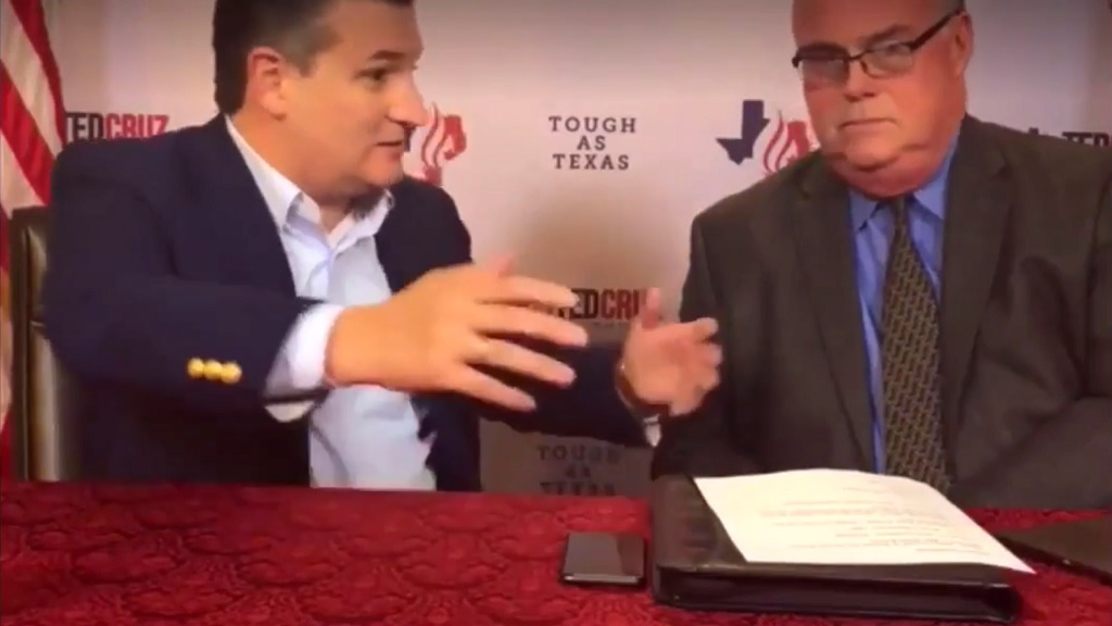 Ted Cruz Tries To Do Facebook Live Session, Gets Humiliated When It Goes Horribly Wrong · DC Tribune
