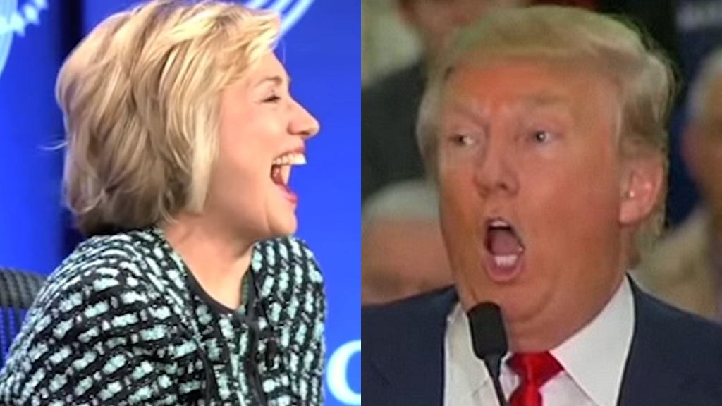 Hillary Clinton Just Sent Trump A Message He'll Never Forget After He Accused Her Of Conspiring With Russia · DC Tribune