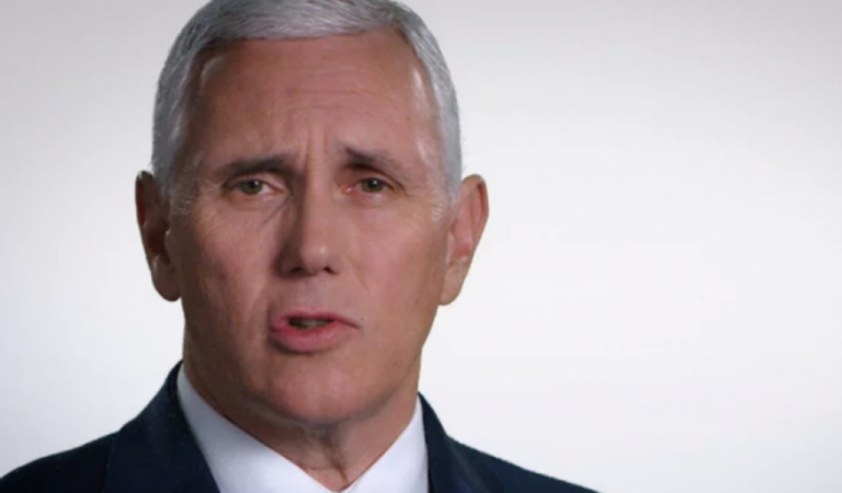 Mike Pence Does The Unthinkable, Uses Martin Luther King Quote To Promote Trump's Border Wall
