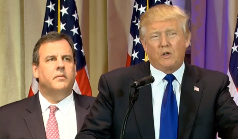 Chris Christie Discusses New Jersey Midterm Results, Delivers Stunning Anti-Trump Bombshell