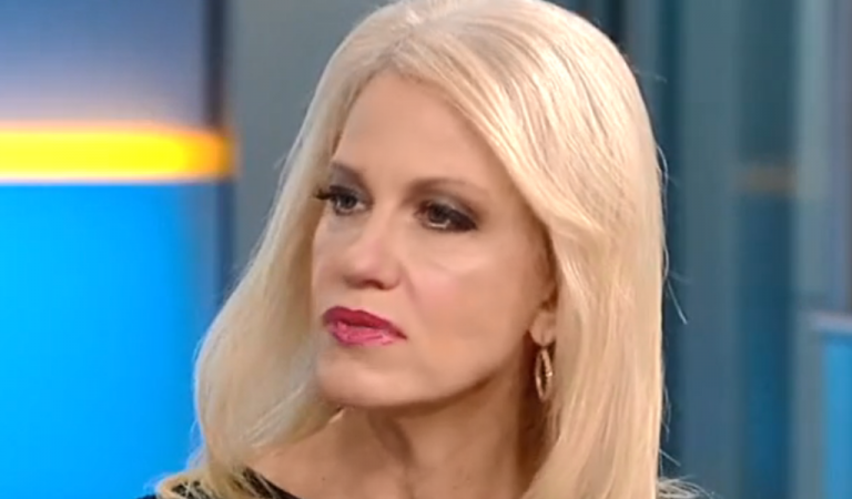 Kellyanne Snaps During Interview, Exposes GOP Panic As Trump's Tax Returns Are Brought Up By Host