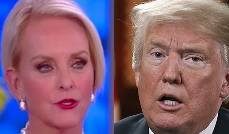 Cindy McCain Breaks Silence In First Interview Since Husband's Death, Sends Trump Striking Message About Midterms