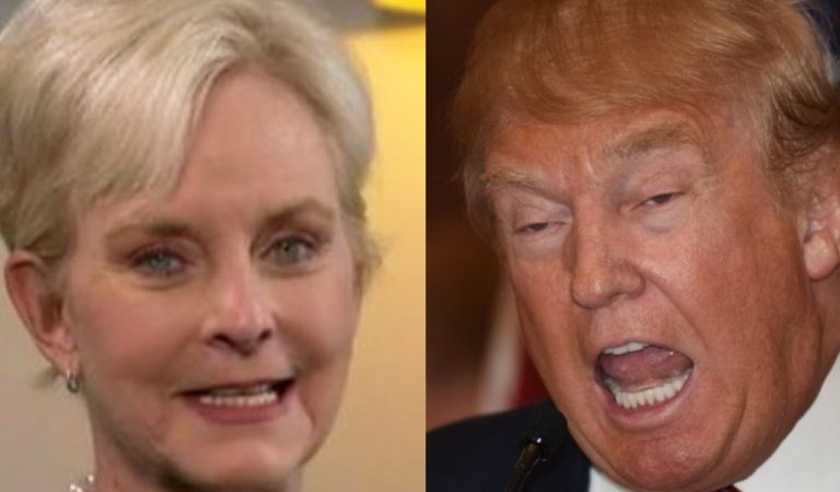 Cindy McCain Breaks Her Silence About The Horrible Abuse Towards Her Family As Trump Berates Her Husband