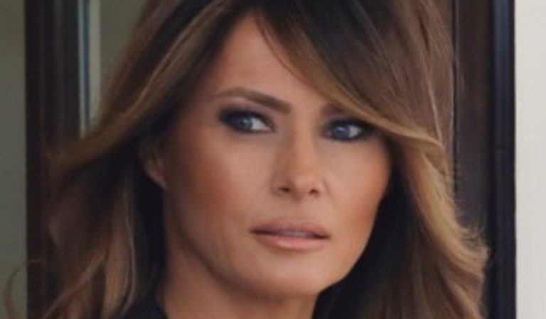 Melania's Spokeswomen Responded After Major Magazine Refused To Put FLOTUS On The Cover