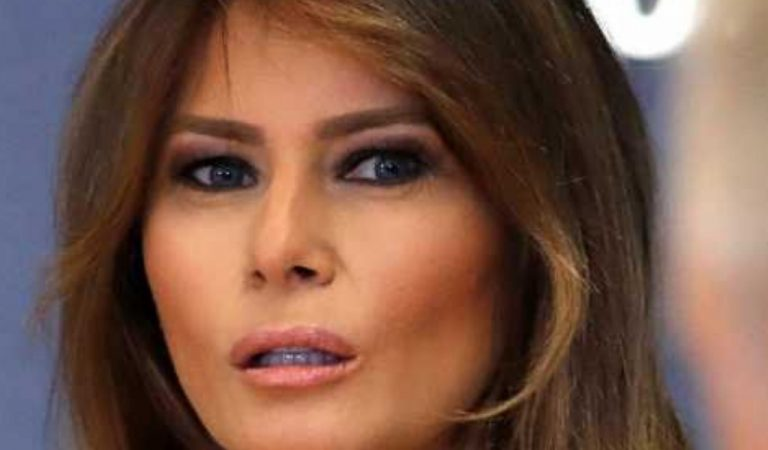 """Melania Stuns Audience As She Ruins Her Own Anti-Cyberbullying Campaign: """"Sometimes You Need To Fight Back"""""""
