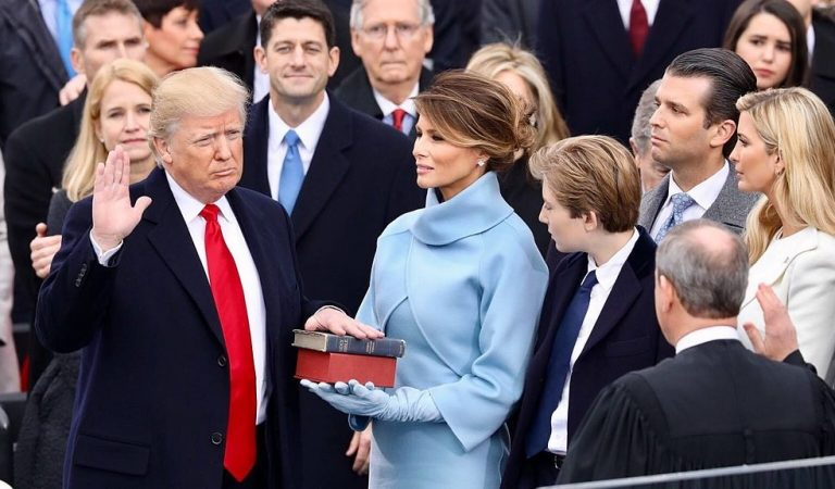 Reports Indicate 40 Million Dollars Of Trump's Inaugural Funds Have Just Gone Missing