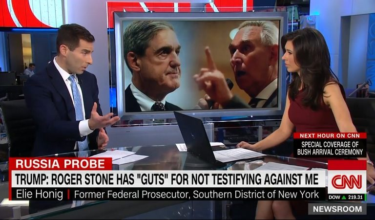 Federal Prosecutor Tells CNN: If We Had A Wiretap On A Phone And They Said What Trump Tweeted, We'd Have Them On Obstruction