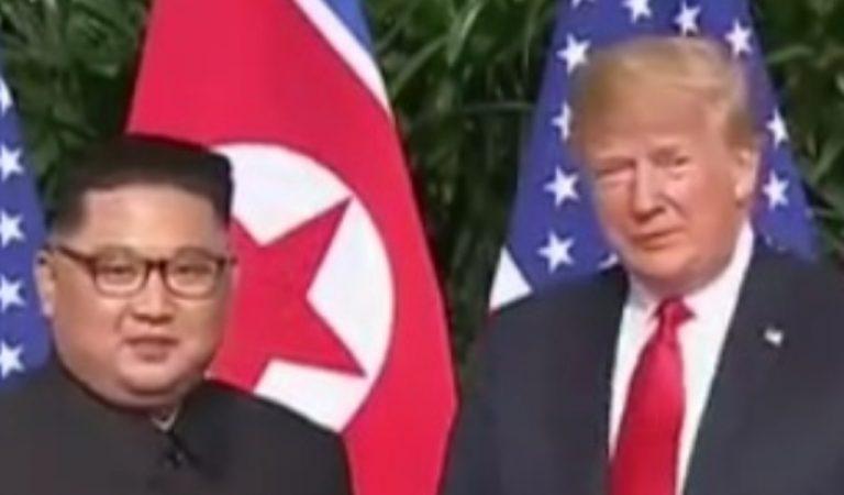 Trump Responds To Reports Of North Korea Violating Sanctions, Signals Major Trouble Ahead