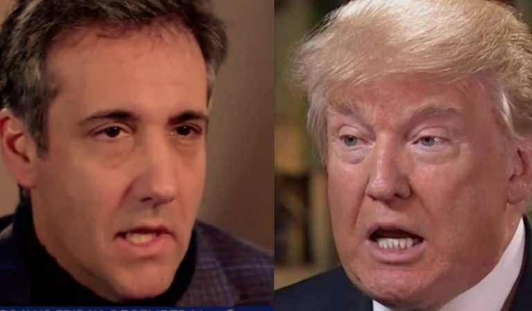 Michael Cohen Lets Loose After Damning Prague Report, Digs An Even Bigger Hole For Himself And Trump