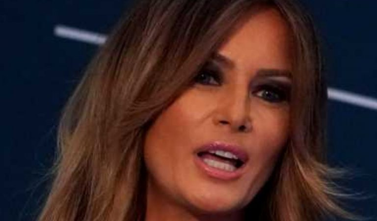 Melania Goes On Twitter To Post About Black History Month, Instantly Regrets It After Internet Lets Her Have It
