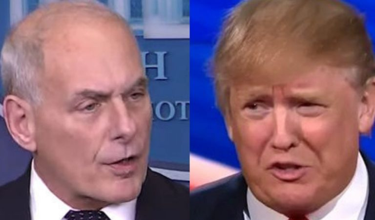 John Kelly Comes Back To Bite Trump In the Ass, Kept Paper Trail Of POTUS And Son-In-Law's Shady Dealings