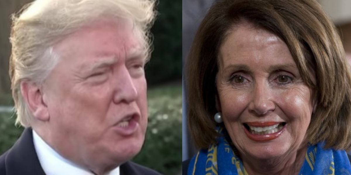 Nancy Pelosi Sends Trump A Warning Letter About His Next State Of The Union Address, POTUS About To Lose It