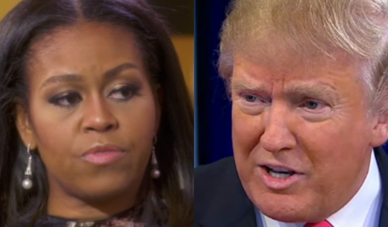 Michelle Obama Just Ruined Trump's Chances For 2020 In One Single Sentence