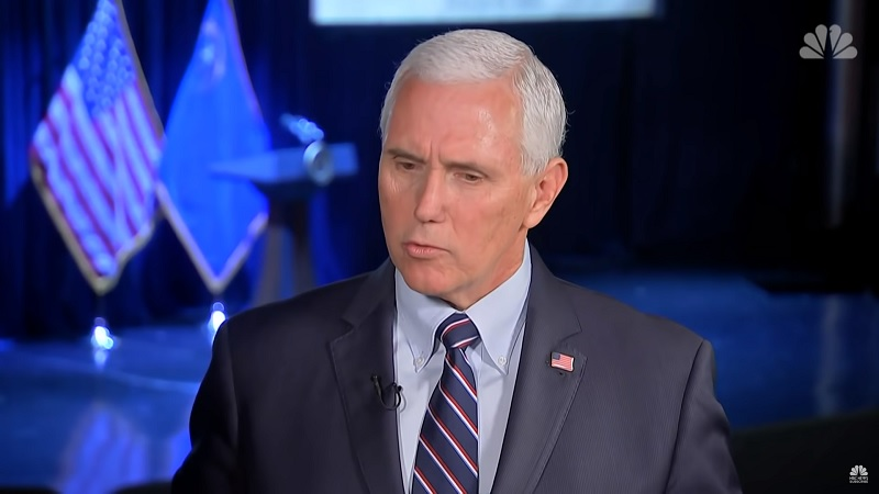 Mike Pence Knows He's Going Down, Hired Personal Lawyer For Russia Investigation · DC Tribune