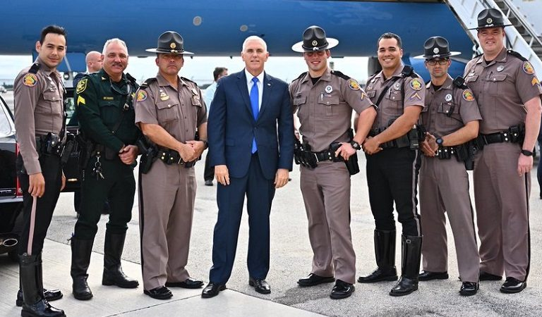 Mike Pence Tweeted Then Quickly Deleted Photo Of Himself Caught With Conspiracy Theorist; Can This Get Any Worse?