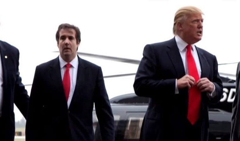 Michael Cohen Privately Admitted Trump's Current Lawyer Instructed Him To Lie To Congress